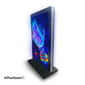 Pantalla mupi exterior P4 full  color.1830mm*1200mm…